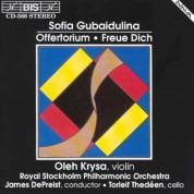 Oleh Krysa: Gubaidulina: Offertorium - CD