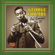 Formby, George: Let George Do It (1932-1942) - CD