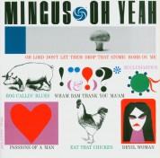 Charles Mingus: Oh Yeah - CD