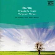 Andrew Mogrelia: Brahms: Hungarian Dances (Complete) - CD
