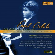Emil Gilels Edition 1933-1963 - CD