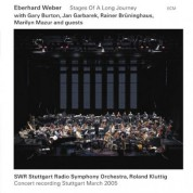 Eberhard Weber: Stages Of A Long Journey - CD