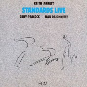 Keith Jarrett: Standards Live - CD