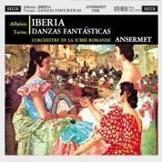 Orchestre de la Suisse Romande, Ernest Ansermet: Albéniz: Iberia / Turina: Danzas fantásticas - Plak