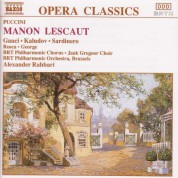 Puccini: Manon Lescaut - CD