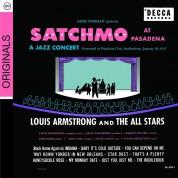 Louis Armstrong: Satchmo At Pasadena - CD