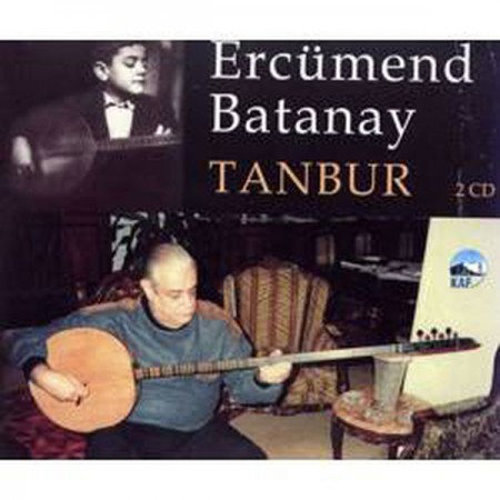 Ercüment Batanay: Tanbur - CD