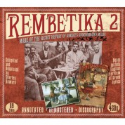 Çeşitli Sanatçılar: Rembetika 2 - CD
