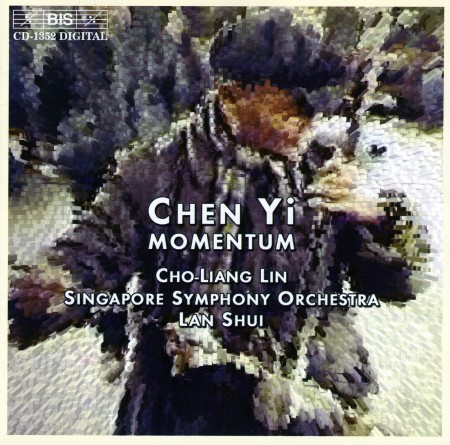 Cho-Liang Lin, Yi-Jia Susanne Hou, Kimberly Marshall, Singapore Symphony Orchestra, Lan Shui: Chen Yi: Momentum, orchestral works - CD