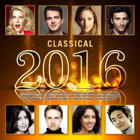 Çeşitli Sanatçılar: Classical 2016 - CD