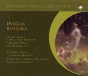 Ursula Füri-Bernhard, Marcel Rosca, Nelly Boschkova, Zagreb Philharmonic Orchestra, Alexander Rahbari: Dvorak: Rusalka - CD