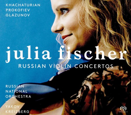 Julia Fischer: Russian Violin Concertos - SACD