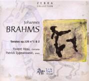 Florent Heau, Patrick Zygmanowski: Brahms: Sonates pour Clarinette - CD