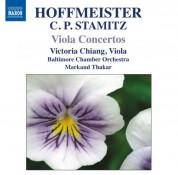 Victoria Chiang: Hoffmeister & Stamitz: Viola Concertos - CD