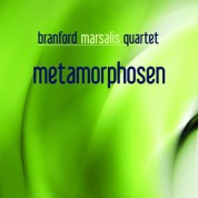 Branford Marsalis: Metamorphosen - CD