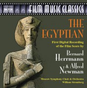 William Stromberg: Herrmann / Newman: Egyptian (The) - CD