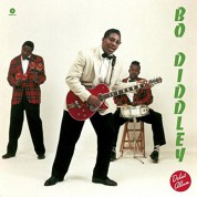 Bo Diddley: Debut Album - Plak