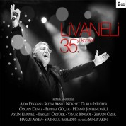 Zülfü Livaneli: Livaneli 35. Yıl Konseri - CD