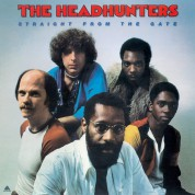 The Headhunters: Straight From The Gate - Plak
