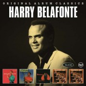 Harry Belafonte: Original Album Classics - CD