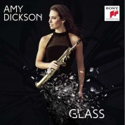 Amy Dickson: Glass: Glass - CD