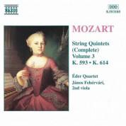 Mozart: String Quintets, K. 593 and K. 614 - CD