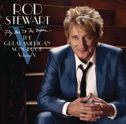 Rod Stewart: Fly Me To The Moon...The Great American Songs Vol. 5 - CD