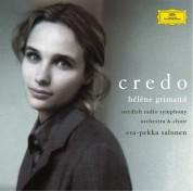 Hélène Grimaud, Esa-Pekka Salonen, Swedish Radio Symphony Orchestra: Hélène Grimaud - Credo - CD