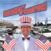 Çeşitli Sanatçılar: OST - Breakfast Of Champions - CD