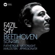 Fazıl Say: Beethoven: Piano Sonatas 8, 14, 21 & 23 - Plak