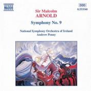 Andrew Penny, RTÉ National Symphony Orchestra: Malcom Arnold: Symphony No. 9 - CD