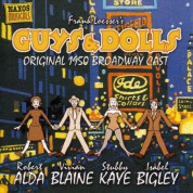 Loesser: Guys and Dolls (Original Broadway Cast) (1950) / Where's Charley? (Excerpts) - CD
