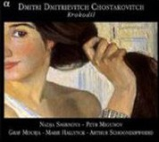 Nadja Smirnova, Petr Migunov: Dmitri Dmitrievitch Chostakovitch - Krokodil - CD