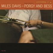 Miles Davis: Porgy & Bess (Mono) - Plak