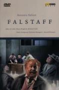 John del Carlo, Teresa Ringholz, Richard Croft, Radio Symphonieorchester Stuttgart, Arnold Östmann, Michael Hampe, Carlo Tommasi: Salieri: Falstaff - DVD