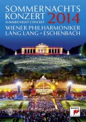 Wiener Philharmoniker, Lang Lang, Christoph Eschenbach: Wiener Philharmoniker - Sommernachtskonzert 2014 - DVD