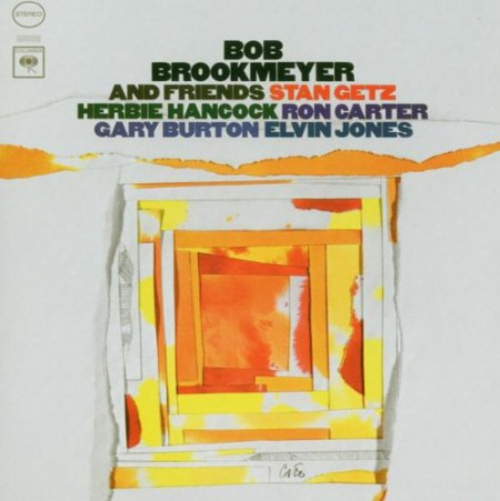 Bob Brookmeyer And Friends - CD