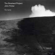 The Dowland Project, John Potter: Romaria - CD