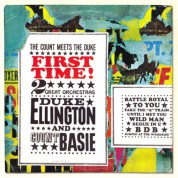Duke Ellington, Count Basie: First Time! The Count Meets The Duke - CD