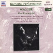 Wagner, R.: Rheingold (Das) (Ring Cycle 1) (Schorr / Maison / Habich) (1937) - CD