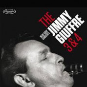 Jimmy Giuffre: The Jimmy Giuffre 3 & 4 - New York Concerts (Previously Unissued on LP) - Plak
