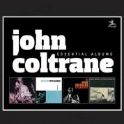 John Coltrane: Essential Albums: Lush Life/Soultrane/Stardust/Burrell & Coltrane [4 CD Box Set] - CD