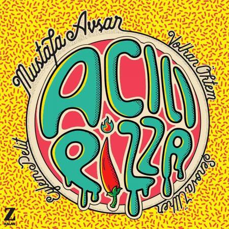 Mustafa Avşar: Acılı Pizza - CD