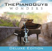 The Piano Guys: Wonders  (Deluxe Edition) - CD