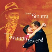 Frank Sinatra: Songs For Swingin' Lovers! + 1 Bonus Track. Limited Edition In Solid Orange Colored Vinyl. - Plak