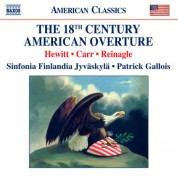 Patrick Gallois: The 18th Century American Overture - CD