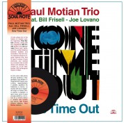 Paul Motian Trio: One Time Out - Plak