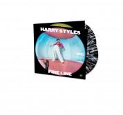 Harry Styles: Fine Line (Limited Edition - Black & White Splattered Vinyl) - Plak