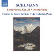 Thomas E. Bauer: Schumann: Lied Edition, Vol. 2: Liederkreis, Op. 24 - Dichterliebe, Op. 48 - CD