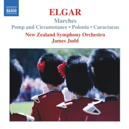 Elgar: Marches - CD